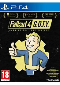 PS4 FALLOUT 4 -Goty Edition - Gamesguru