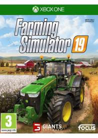 XBOX ONE Farming Simulator 19 - GamesGuru