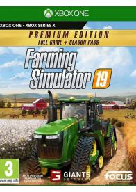 XBOX ONE Farming Simulator 19 - Premium Edition - GamesGuru