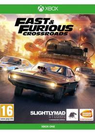 XBOXONE Fast & Furious: Crossroads - GamesGuru