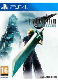 PS4 FINAL FANTASY VII REMAKE - GamesGuru