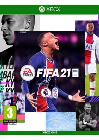 XBOX ONE FIFA 21- GamesGuru