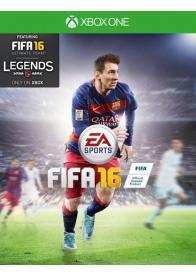 XBOX ONE FIFA 16 - KORIŠĆENO