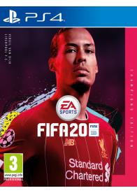 FIFA 20 CHAMPIONS EDITION - GAMES GURU - PS4