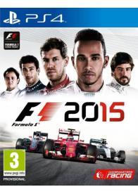 PS4 F1 2015