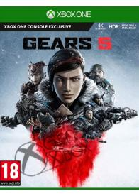 XBOX ONE Exclusive - Gears of War 5 - GamesGuru