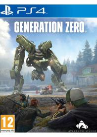 PS4 Generation Zero - GamesGuru