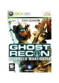 XBOX 360 GHOST RECON ADVANCED WARFIGHTER