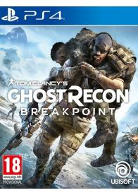 PS4 Tom Clancy`s Ghost Recon Breakpoint