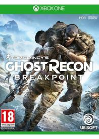 XBOX ONE Tom Clancy`s Ghost Recon Breakpoint