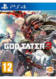 PS4 God Eater 3 - GamesGuru