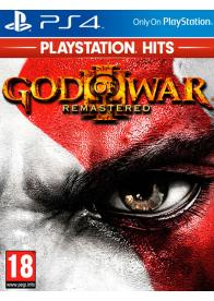 PS4 God Of War 3 Remastered Playstation Hits - GamesGuru