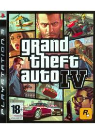 PS3 GRAN THEFT AUTO IV GTA