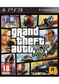 PS3 GRAND THEFT AUTO V GTA5