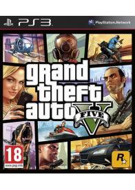 PS3 GRAND THEFT AUTO V GTA5