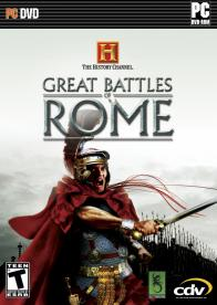 GamesGuru.rs - Great Battles of Rome - Igrica - Strategija