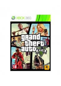 XBOX 360 GTA 5 SPECIAL EDITION STEELBOOK