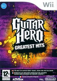 GamesGuru.rs - Guitar Hero Greatest Hits - Guitar Hero igrica za Wii
