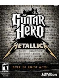 GamesGuru.rs - Guitar Hero Metallica - Guitar Hero igrica za Wii