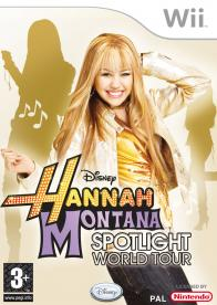 GamesGuru.rs - Hannah Montana: Spotlight World Tour Wii - Igrica za Wii