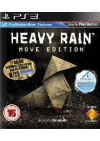 PS3 HEAVY RAIN MOVE EDITION