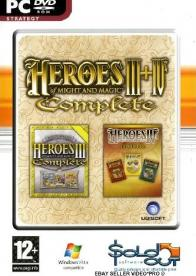 GamesGuru.rs - Heroes of Might and Magic - 3 and 4 Complete - Originalne igrice