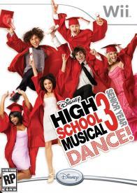 GamesGuru.rs - High School Musical 3: Senior Year Dance! - Igrica za Wii