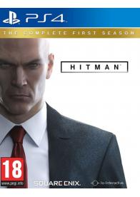 PS4 Hitman The Complete First Season - GamesGuru