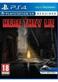 PS4 Here They Lie VR - GamesGuru