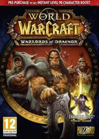 GamesGuru.rs - World of Warcraft: Warlords of Draenor pre-purchase box