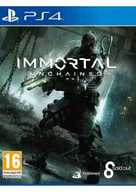 PS4 Immortal: Unchained - GamesGuru