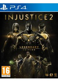 PS4 Injustice 2 Legendary Edition - GamesGuru