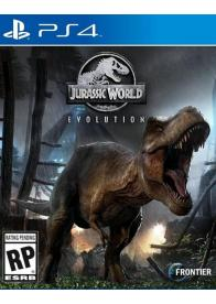 PS4 - JURASSIC WORLD EVOLUTION