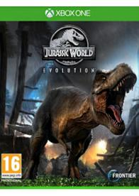 XBOX ONE Jurassic World Evolution - GamesGuru