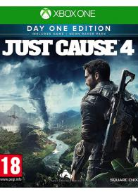 XBOXONE Just Cause 4 Day One Edition - Steelbook - GamesGuru