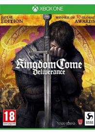 XBOXONE Kingdom Come Deliverance - Royal Edition - GamesGuru