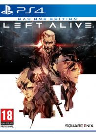 PS4 Left Alive - GamesGuru