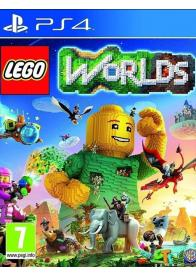 PS4 LEGO Worlds - GamesGuru