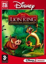 GamesGuru.rs - Lion King : Operation Pridelands - Originalna igra za računar.