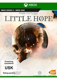 XBOX ONE The Dark Pictures: Little Hope - GamesGuru