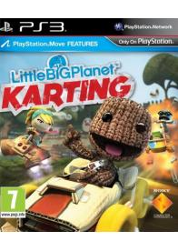 PS3 LITTLE BIG PLANET KARTING MOVE