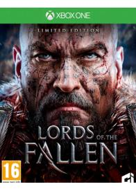 XBOXONE Lords of the Fallen LIMITED Edition - GAMESGURU