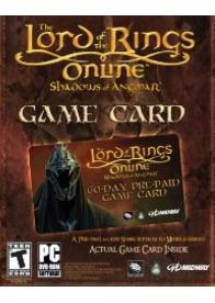 GamesGuru.rs - Lord of The Ring Online 60-Day Prepaid Card