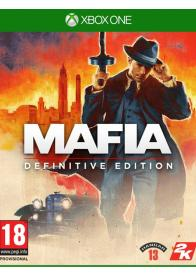 XBOXONE Mafia - Definitive Edition - GamesGurur