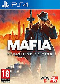 PS4 Mafia - Definitive Edition - GamesGuru