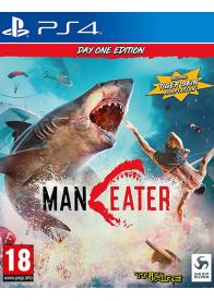 PS4 Maneater - Day One Edition - GamesGuru