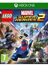 XBOX ONE LEGO MARVEL SUPER HEROES 2 - KORŠĆENO
