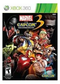 GamesGuru.rs - Marvel vs Capcom 3 - Fate of Two Worlds - Igrica XBOX360