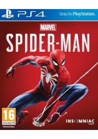 PS4 - SPIDERMAN
