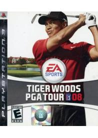 PS3 MASTERS TIGER WOODS PGA TOUR 08